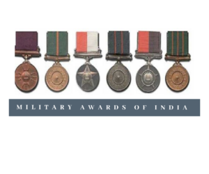 Military Awards of India